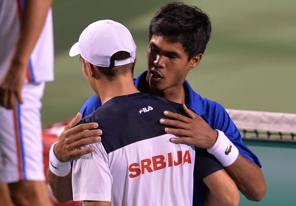 Davis Cup lessons for India - from Serbia with love