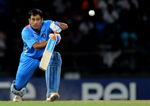 Satire: MS Dhoni's faith in himself inspires survival series reboot