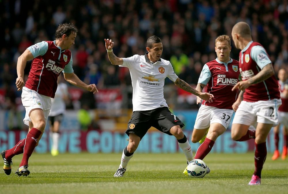 Nasser Al-Khelaifi claims Angel di Maria wanted to join PSG over Manchester United