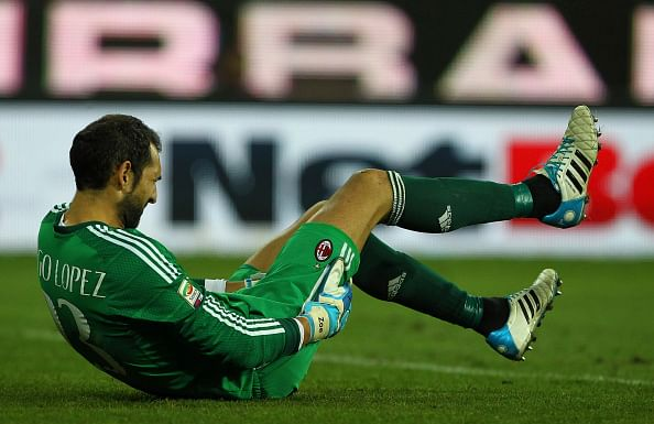 Video: De Sciglio back pass leads to own goal as Diego Lopez fails to recover the ball