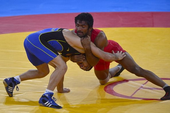 Asian Games feature: Indian wrestlers poised to break 28-year gold drought