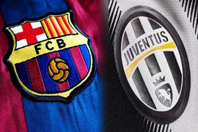 Stats: FC Barcelona and Juventus - The meanest defences in Europe