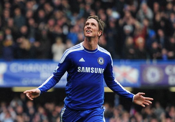 The day Fernando Torres embarrassed Eden Hazard in training