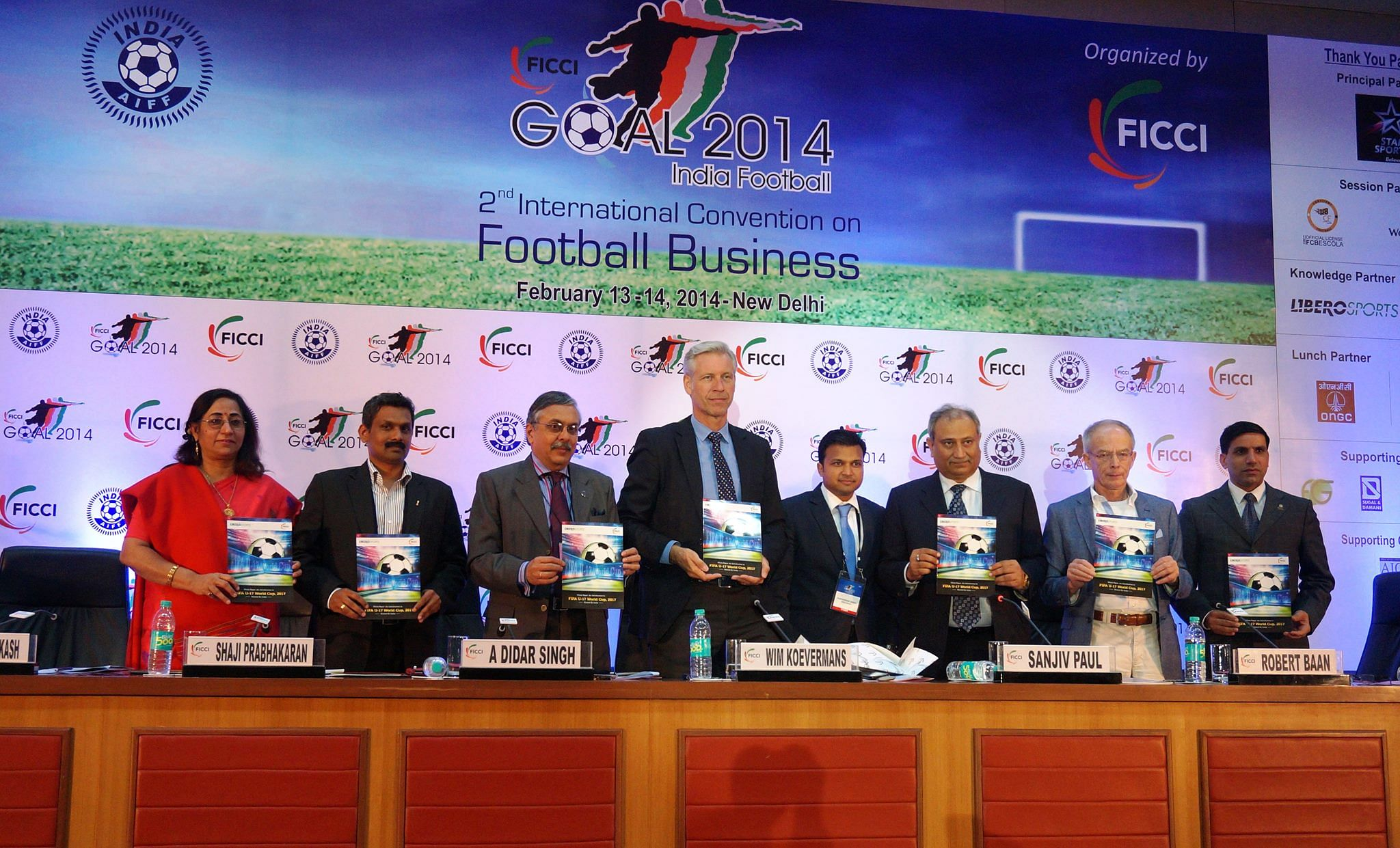 Libero Sports India shortlisted for the 2014 Football Business Awards