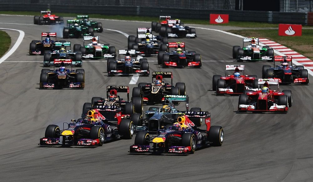 Formula One: A speculation on 2015 driver lineup