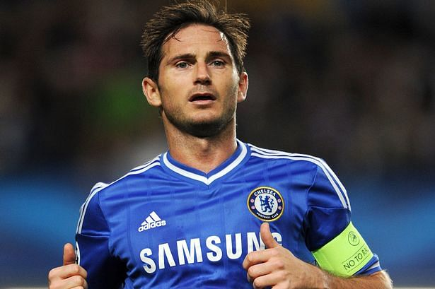Frank Lampard explains why he moved to Manchester City
