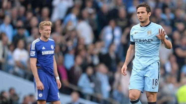 Frank Lampard to extend loan deal at Manchester City and face Chelsea again