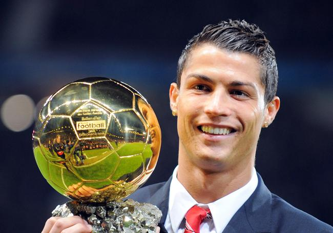 Top 10 quotes on Cristiano Ronaldo