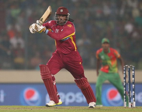 Injured Chris Gayle omitted from West Indies squad for ODIs against India