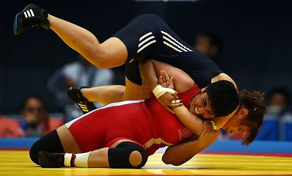 Asian Games: Wrestlers Vinesh Phogat and Geetika Jakhar win bronze