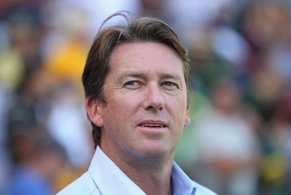 Glenn McGrath to train emerging Indian fast bowlers at MRF Pace Academy