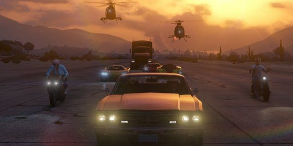 GTA V online highest paid missions