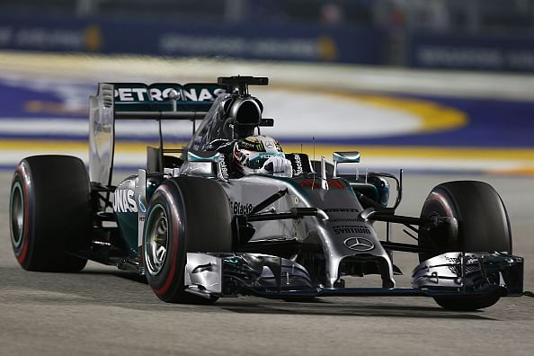 Singapore Grand Prix review: Hamilton makes most of Rosberg's retirement