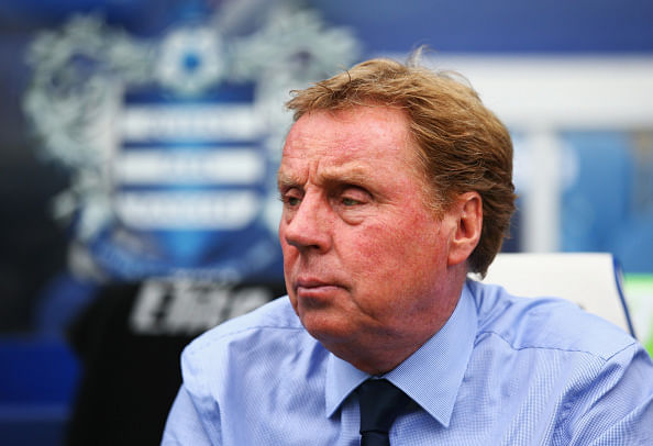 Harry Redknapp mocks Mario Balotelli over his comment on Manchester United