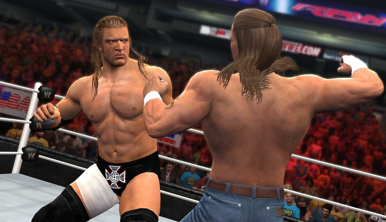 More screenshots revealed for WWE 2K15
