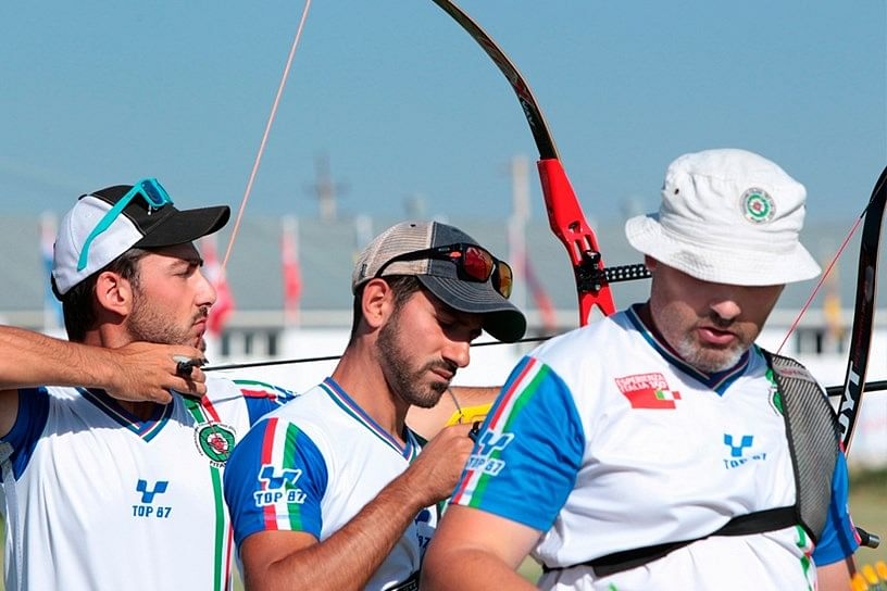 Upcoming European Archery Championships in 2014
