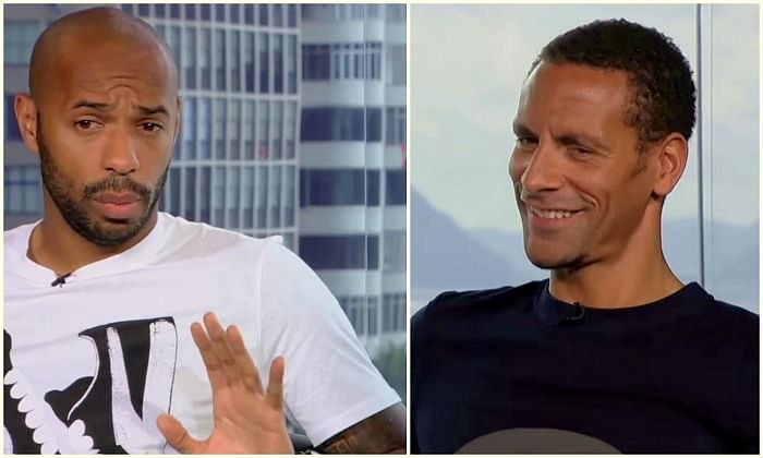 Henry: Messi is a better player than Ronaldo,Suarez is the best striker in the world