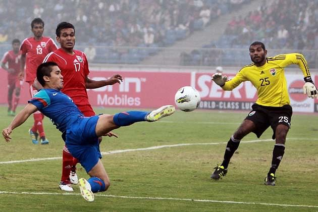 Indian football contingents get go ahead for Incheon Asian Games