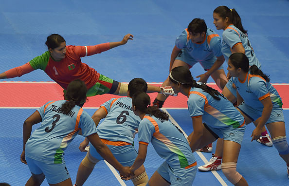 Asian Games: Indian kabaddi teams off to a flying start