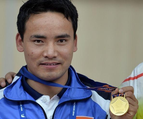 Asian Games 2014: Jitu Rai wins gold in the 50m pistol event