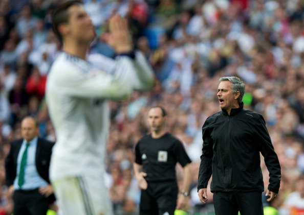 Mourinho laments how Ronaldo's penalty miss cost Real Madrid the Champions League title