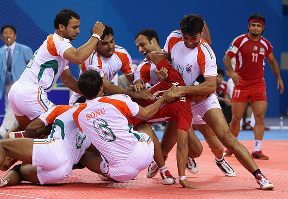 Asian Games 2014: Indian men's kabaddi team outclass Thailand 66-27