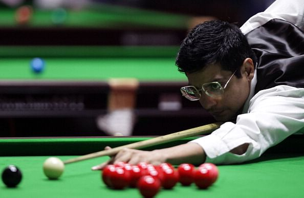 Kamal Chawla registers easy win at the Indian Open snooker qualifiers