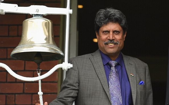 Kapil Dev honoured with Lifetime achievement award in London
