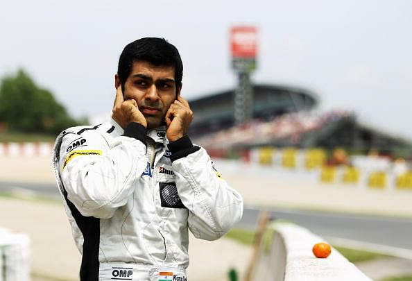 Karun Chandhok to make Formula E debut