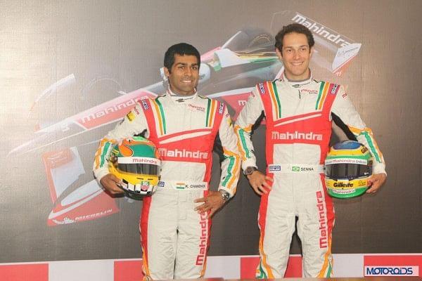 Mahindra Racing all set to compete in inaugural FIA Formula E Championship