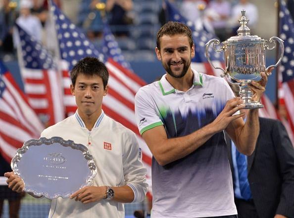 2014 US Open: Marin Cilic beats Kei Nishikori for first Grand Slam title