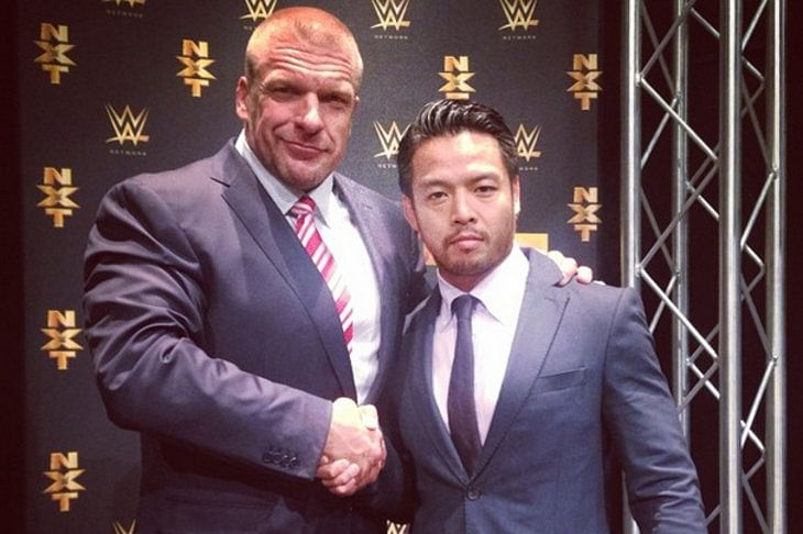 Disagreements between Vince McMahon and Triple H over changing Kenta's name