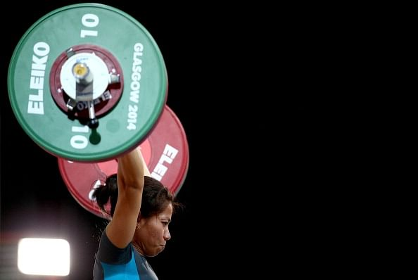 Indian weightlifters suffer disappointing start at Asiad