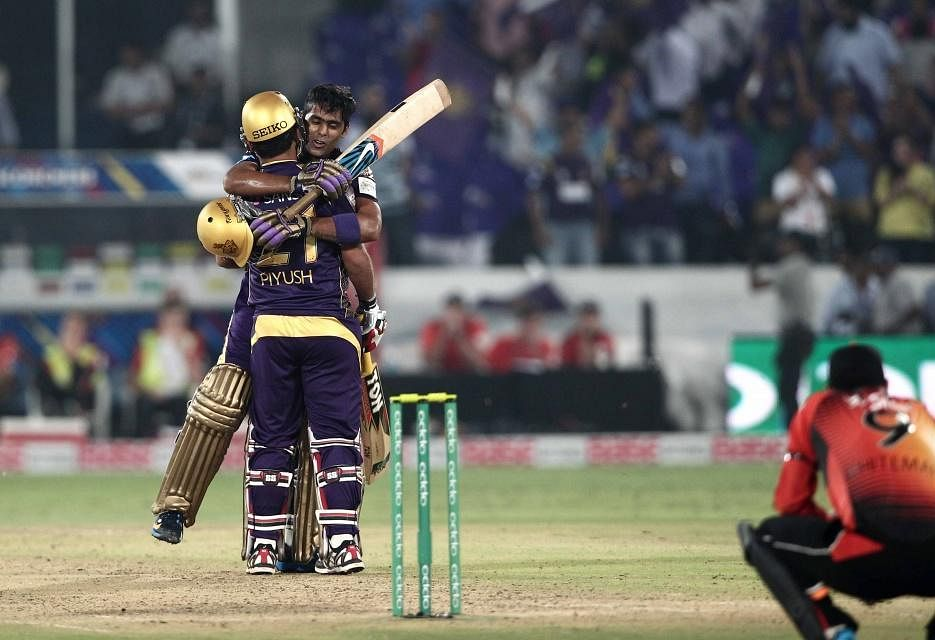 KKR beat Perth Scorchers by three wickets to win a record 12th consecutive match