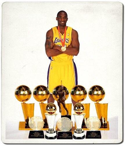 Kobe Bryant - Man for all seasons