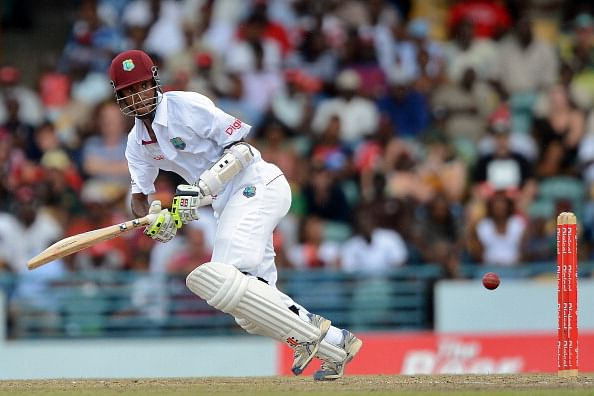 West Indies vs Bangladesh 2014: Kraigg Brathwaite hits second Test hundred as hosts flourish