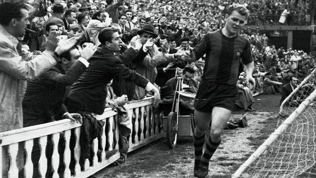 Why Laszlo Kubala and not Lionel Messi is the greatest Barcelona player of all time