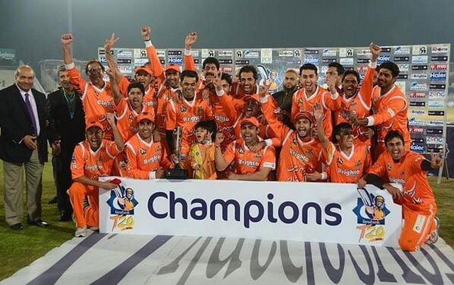 CLT20: Lahore Lions knock out Dolphins