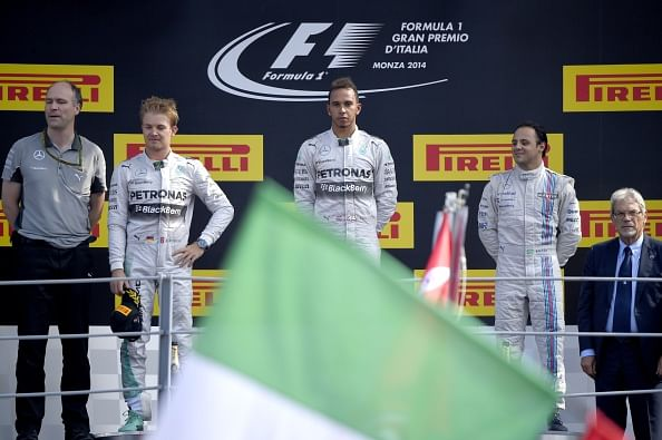Highlights from the 2014 Italian Grand Prix