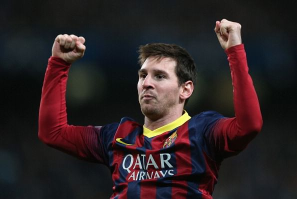 Video: All of Lionel Messi's 401 goals