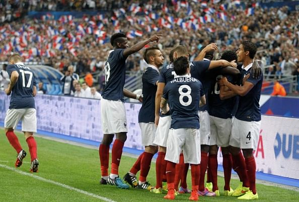 Highlights: France beat Spain 1-0 with tiki-taka inspired goal