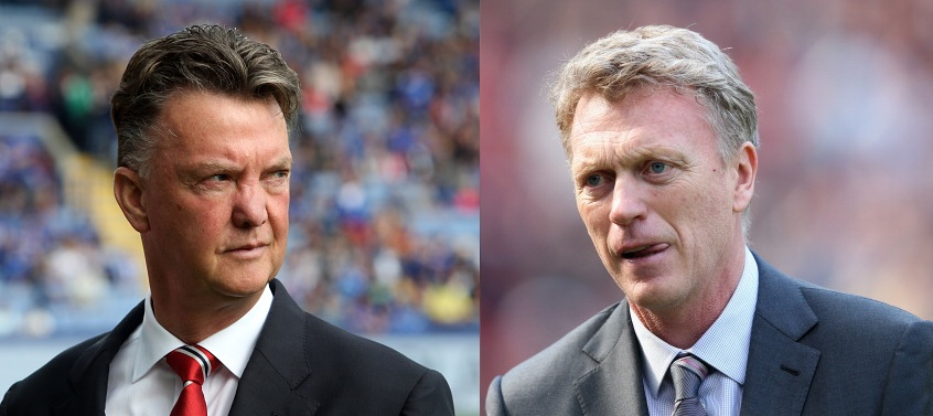 5 reasons why Louis van Gaal is worse than David Moyes as Manchester United manager