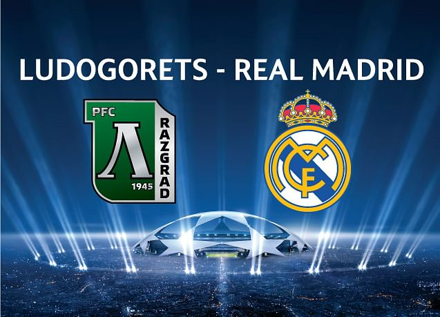 480 Ludogorets – Real Madrid