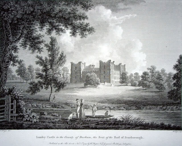 The Ghost stories of Lumley Castle