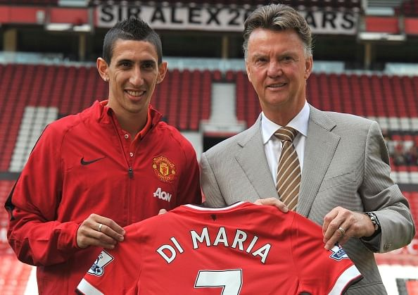 Manchester United top list of most expensive squads in the 2014/15 Premier League season