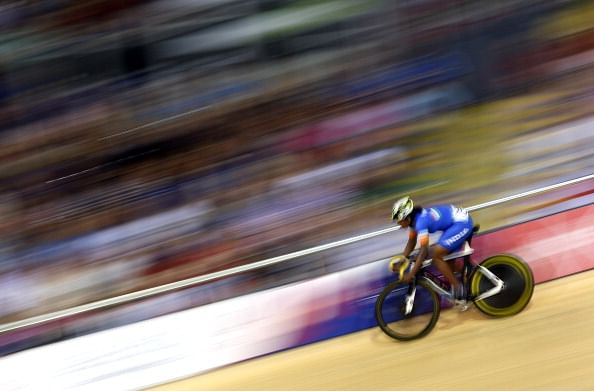 India track cyclists disappoint at Asian Games