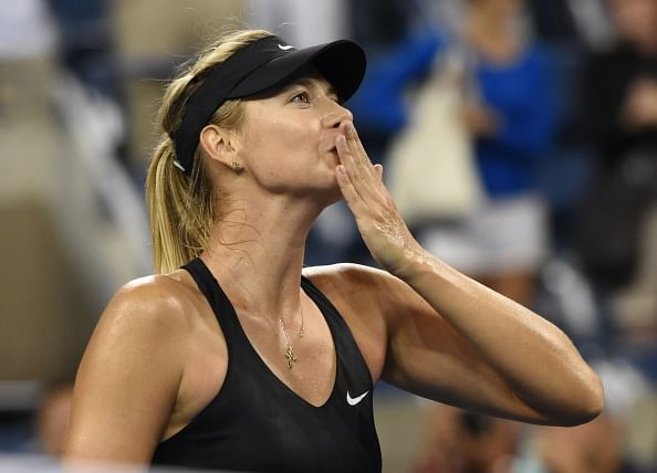 Maria Sharapova becomes second woman to qualify for WTA year-end championships