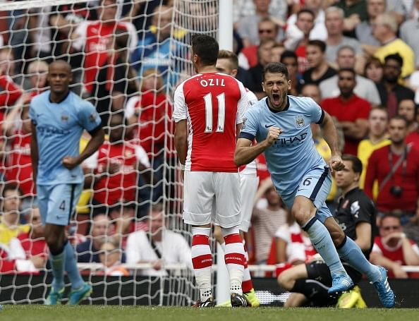 Arsenal 2-2 Manchester City: 5 Talking Points