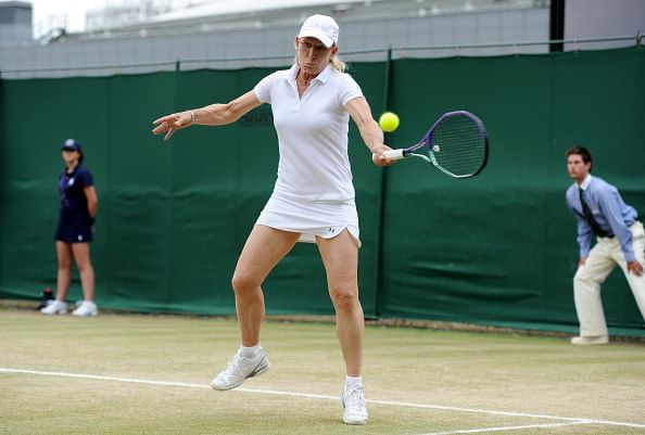 Iva Majoli joins Martina Navratilova in line-up for WTA Legends Event