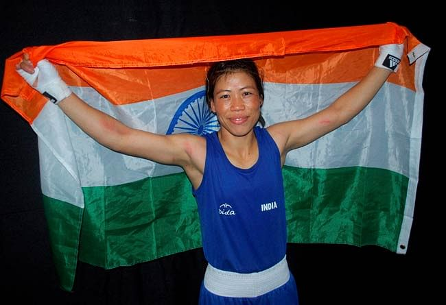 Indian boxers will participate under the national flag at the Asian Games